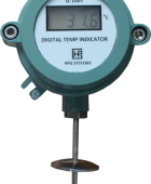 Digital Temperature Indicator Portable FLP