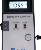 Digital mV Calibrator
