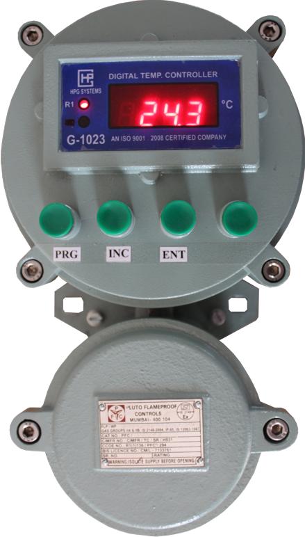 Microprocessor based Temperature Controller