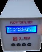 NFLP Flow totalizer