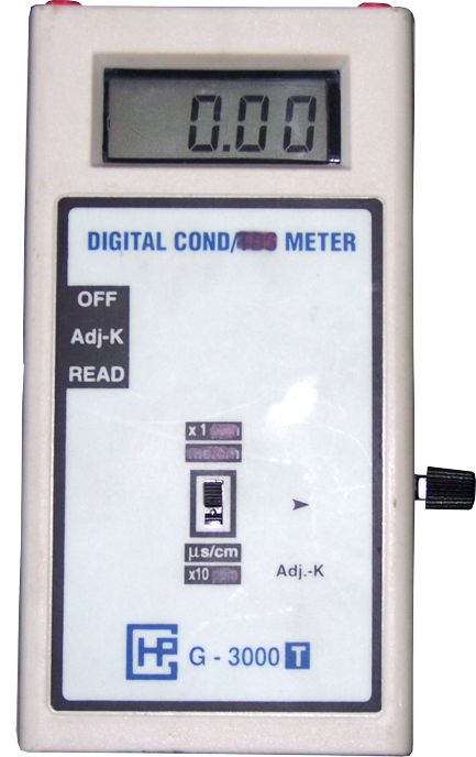 Portable TDS Meter