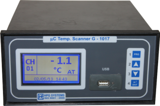 Process Scanner and Data Logger