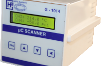 uC 4 Channel Scanner and Data Logger